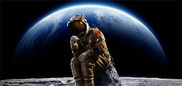 科幻喜劇電影《獨行月球》開機