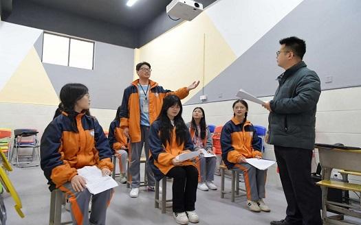 """江西萬載:情景劇讓黨史學習教育""""活""""起來"""