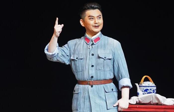 新編原創現代京劇《望紅關》首次公演