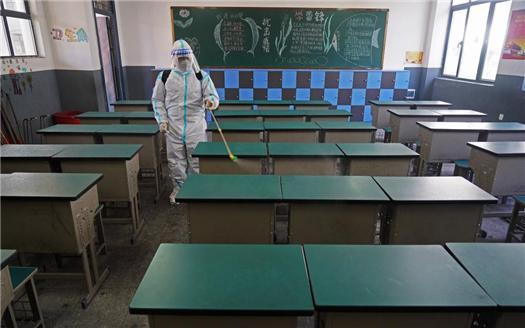南昌:鄉鎮學校做好防疫迎開學