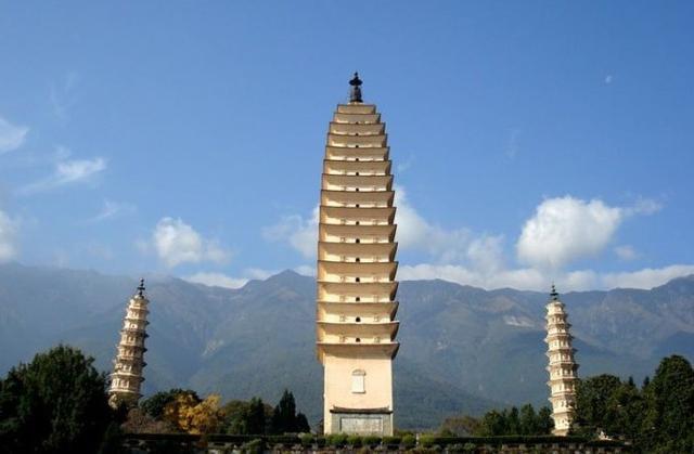中国十大名塔 除了雷峰塔你还知道几个——新华网